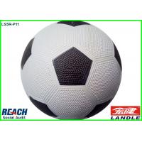 Black And White Soccer Team Balls Manufactures