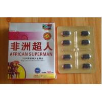African Superman Tablets Vimax Male Enhancement Pills For Longer Erections Manufactures