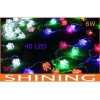150 Watt RGB Waterproof Christmas Lights , Commercial LED String Lights Manufactures
