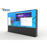 Metal Case Video Wall Monitors , Large Video Wall Displays 3 . 5MM Bezel Manufactures
