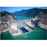 Industrial Coatings Solutions For Hydropower Station Engineering Project Steel Structure Paint Series Manufactures