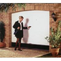 China Automatic rolling garage door on sale