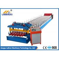 China Factory directly supply Color Steel Glazed Tile Roll Forming Machine CNC Control Automatic 2018 new type on sale