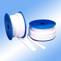 White PTFE Coated Fiberglass Fabric High Temperature Expanded Manufactures