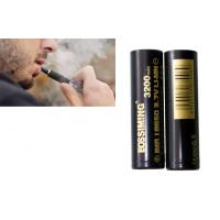 Buy cheap 18650 3200mAh 3.7V Electronic Cigarette battery, discharge current 45A High rate battery from wholesalers