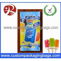 Quality Ice Cream Plastic Food Packaging Bags Ecofriendly Biodegradable for sale