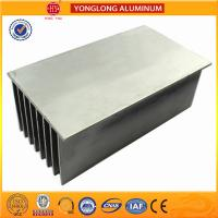 Buy cheap Industrial Aluminum Heatsink Extrusion Environment Protected from wholesalers