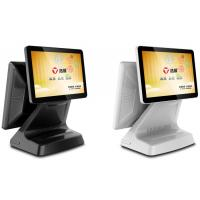 Natural Brilliant Colors 2 Touch POS System With Performance CPU Quad Core 2GHz Manufactures
