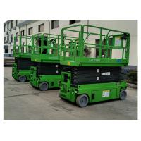 China Mobile Electric Self Propelled Aerial Work Platform With 300 - 560 kg Load on sale