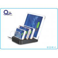 30W 4.8A Multiple USB Charger , Desktop Charging Station Organizer with 4 Ports Manufactures