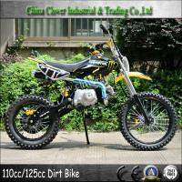 Chinese New Style 110CC Motorcycle 125CC Dirt Bike for Sale Manufactures