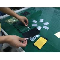 mobile phone label making cutting table