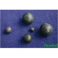 China Diamater 2 inch customized iron cast steel balls for cement plant , power station wholesale