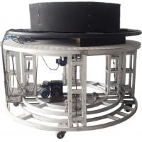Quality High In Safety Rotating Hydraulic Stage Lifting Platform For Dance Halls , for sale