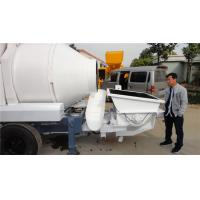 China 15 Layer Building Mini Concrete Mixer Mini Cement Mixers HBT15 45kw on sale