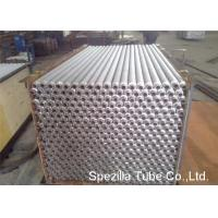 Air Cooled L Type Heat Exchanger Finned Tube Al 1060 for Air Fin Coolers Manufactures
