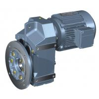 Parallel - Shaft Helical Gear Reducer Lower Power Consumption Low Noisy Manufactures