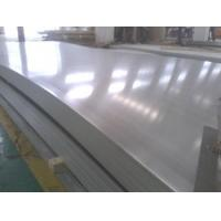 Chemical Hot Rolled Stainless Steel Plate 304 / 304L With High Density Manufactures