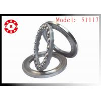51117 Machinery  Ball Bearing Gcr15 High Precision  High Speed ABEC-5 Manufactures