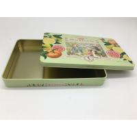 Recyclable Rectangle Branded Gift Boxes 275×185×34mm For Candy Packaging Manufactures