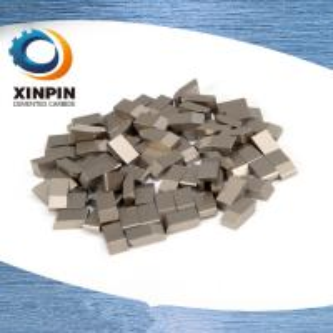 100% Fresh Pure Material Tungsten Carbide Saw Tips On Circular Saw Blade sandblasting, NICKEL COATING Manufactures