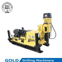 Hydraulic 10 rotating speed levels water well drill machine core drilling machine Manufactures
