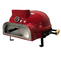 China Pizza oven kimstone ceramic 21 inch bread and pie making suitable for home and restaurant use on sale