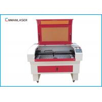 China 0-30 mm Wood Acrylic CO2 Laser Engraving Cutting Machine With RECI 80W Stepper Motor on sale