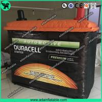 China Giant Advertising Inflatable Replica/Promotional Inflatable Battery Model on sale