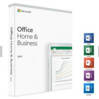 English Original Microsoft Office 2019 Home And Business 32 Bit 64 Bit DVD Media Manufactures