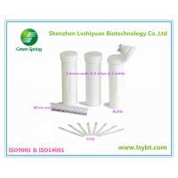LSY-20111 Tetracyclines,Gentamicin and Quinolones Combo rapid test strip (milk) Manufactures