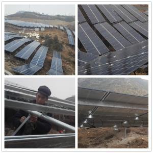 1580X808X35mm Photovoltaic Solar Aluminium Frame