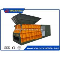 Hydraulic Scrap Metal Processing Equipment Shearing Capacity 40Tons Per Day Manufactures