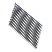 Quality SGS 8.5mm X227mm Tungsten Carbide Round Bar Rod Long Solid Boring Blank for sale