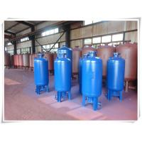 China High Pressure Diaphragm Pressure Tank , Large Capacity Water Pressure Expansion Tank on sale