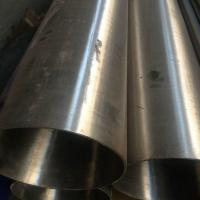 China DN15-DN2400 A312 TP316 Stainless Steel Welded Pipe For Construction on sale