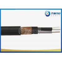 Cu / Al Conductor Concentric Cable Two Cores 8 AWG 6 AWG Heat Insulation Manufactures