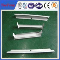 Good quality sand blasting and anodized solar frames, aluminum frame for solar panel Manufactures