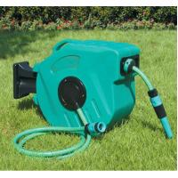 Quality High pressure retractable hose reel 10m , garden hose reels retractable for sale
