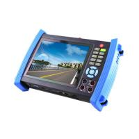 Quality Digital Multimeter CCTV Tester , 7'' HD SDI Visual Fault Locator TDR Cable Tester for sale