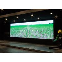 4mm Pixel Pitch RGBLED Video Wall Concert Video Screens No Granular Spots / Mosiac Manufactures