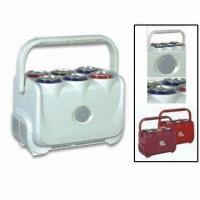 Mini Cooler Fridge/Car Cooler with Up to 65°C Additional Heat Function Manufactures