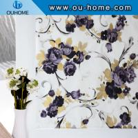 H22048 High quality self adhesive static window film ,static cling window film Manufactures