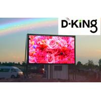 Event P10 Flexible LED Screen Perimeter Advertising Boards , Flex LED Display Manufactures