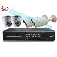 China Factory price surveillance waterproof camera 1080N ahd cctv dvr kit 4ch outdoor Indoor Camera 4 in 1 on sale