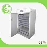 High quality automatic poultry egg incubator for sale Manufactures