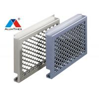China Economical Expanded Aluminium Mesh Panels For Ceiling / Wall Decoration on sale