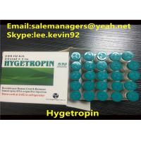 Hygetropin Hgh Human Growth Hormone / Weight Loss Supplements Cas 96827-07-5 Manufactures