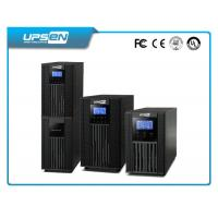 Quality Double Conversion DSP High Frequency Online UPS with LCD Display for sale