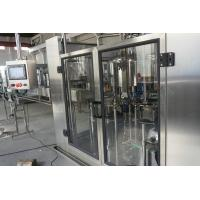 PET Bottle Vegetable Oil Filling Machine with Filling and Capping 2-in-1 Linear Equipment